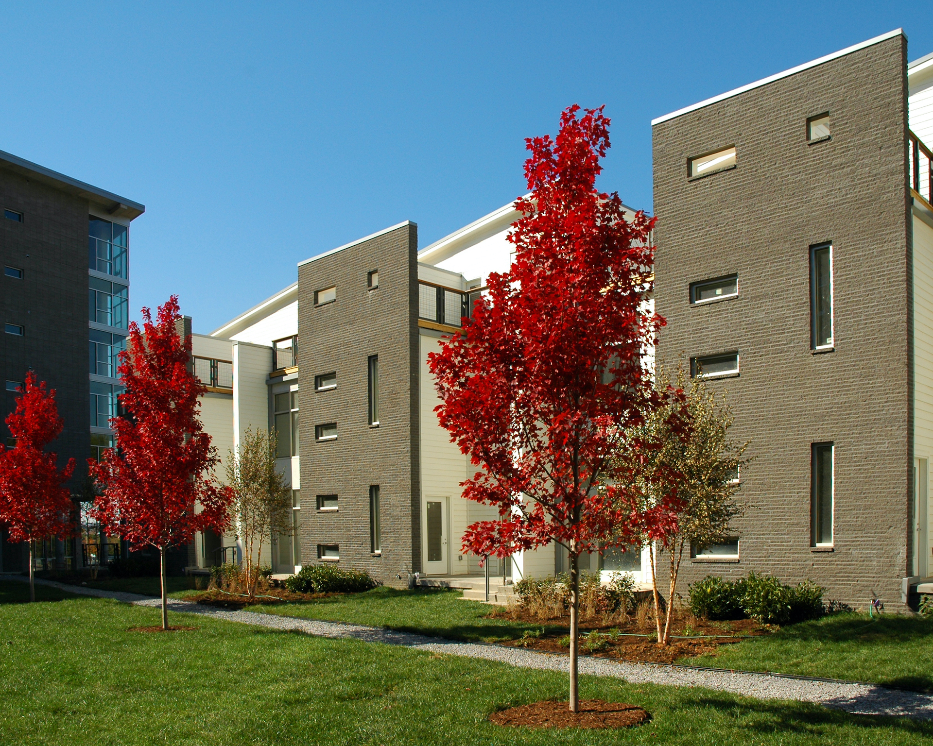 Fifth & Main Townhouses