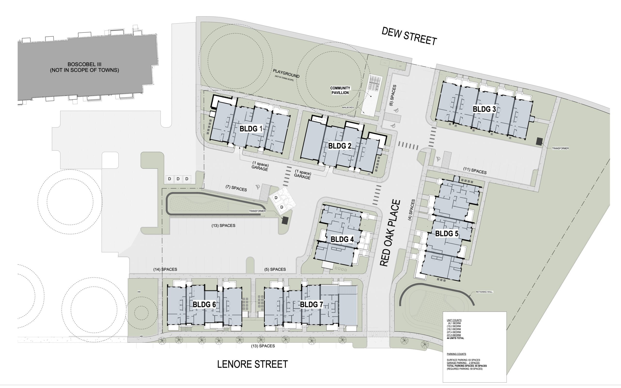 Red Oak Townhouses