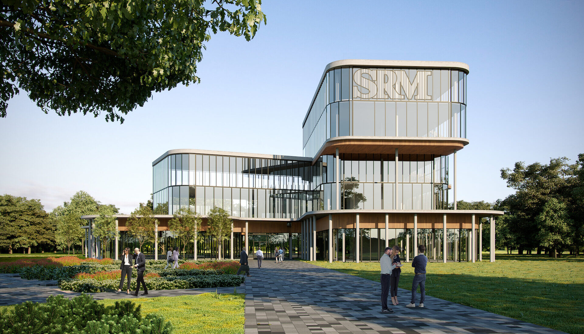 Smyrna Ready Mix Corporate Office